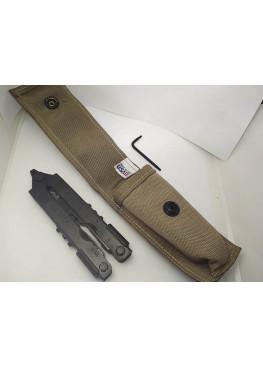 Gerber MP600 Black Мультитул б/у с чехлом Coyote Tan