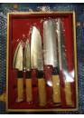 Nakamura NK-8602 Набор кухонных ножей 5шт из Японии