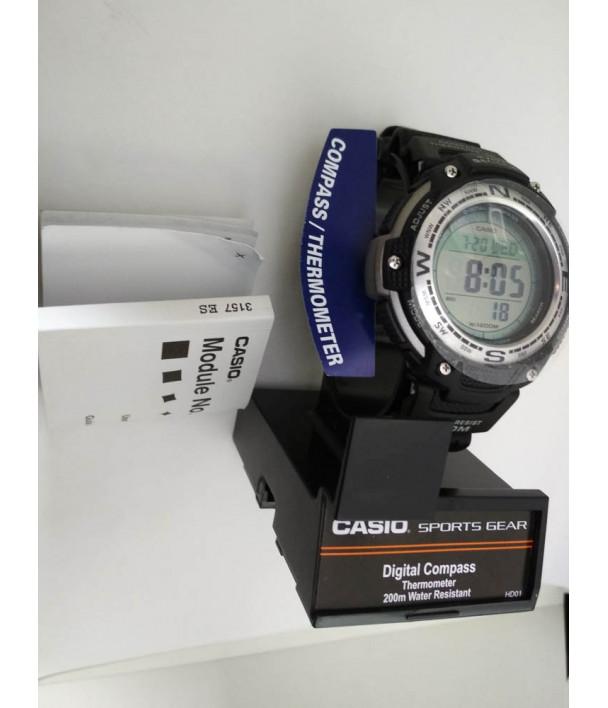Casio SGW-100-1V часы с компасом и термометром Уценка