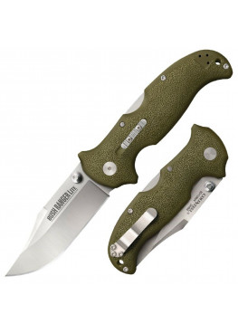 Cold Steel Bush Ranger Lite 21A OD Green Нож складной
