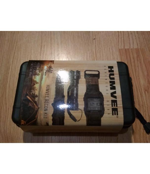 Humvee Recon Kit HMV-RCN-RM2 Набор часы olive нож фонарь