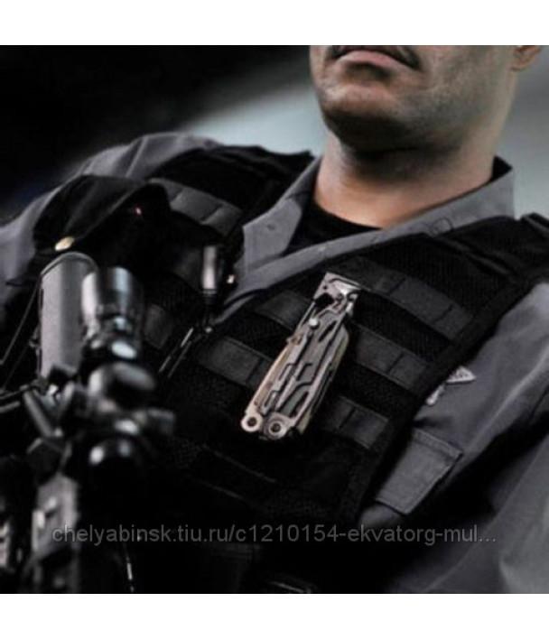 Leatherman MUT EOD Black черный Мультитул  с нейлоновым чехлом