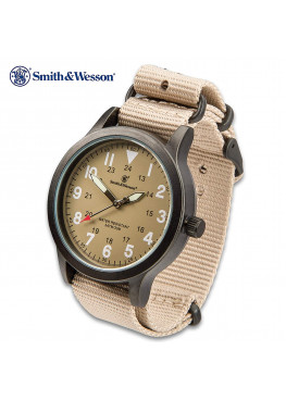 Smith & Wesson W-MX31-Tan Часы