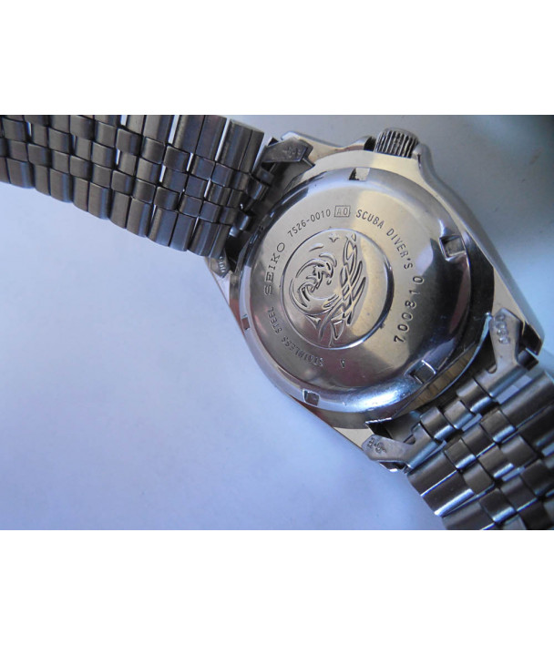 Seiko Automatic 7S26-0010 Scuba Divers Часы б/у