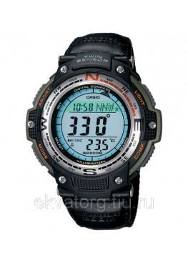 Casio SGW-100B-3V Часы с компасом, термометром