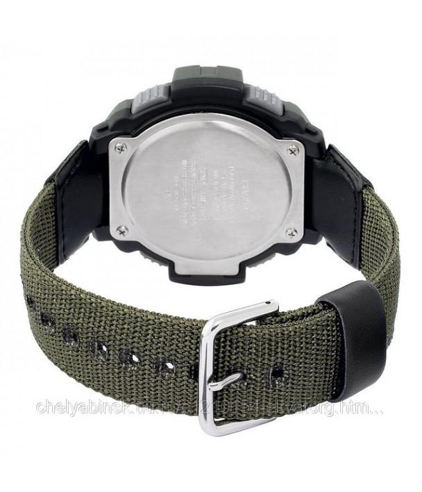 Casio SGW-300HB-3A Часы с термометром, барометром и высотомером