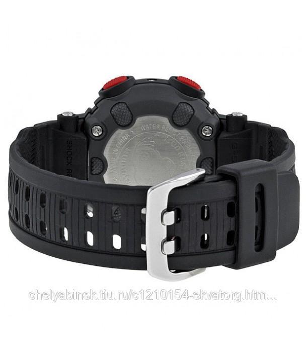 Casio G-Shock G-9000-1v Часы