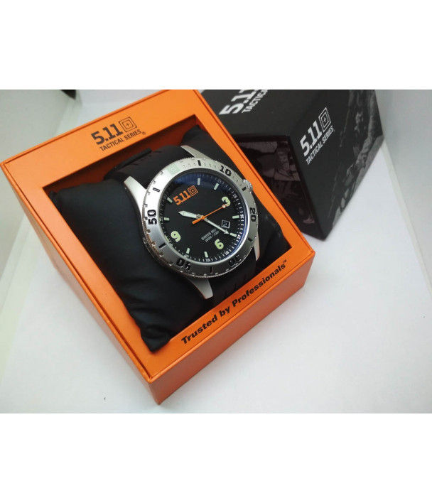 5.11 Tactical Sentinel Watch 50133 Matte Black Часы