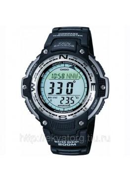 Casio SGW-100-1V Часы с компасом и термометром