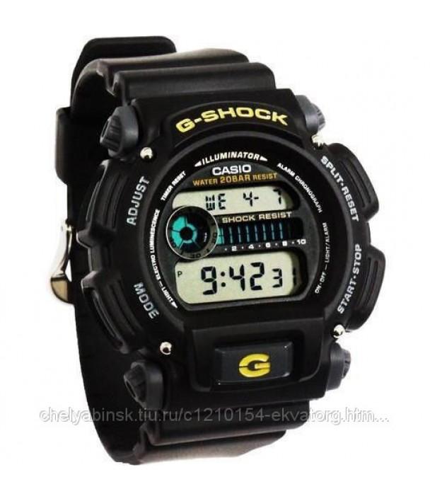 Casio G-Shock DW9052-1BCG Часы