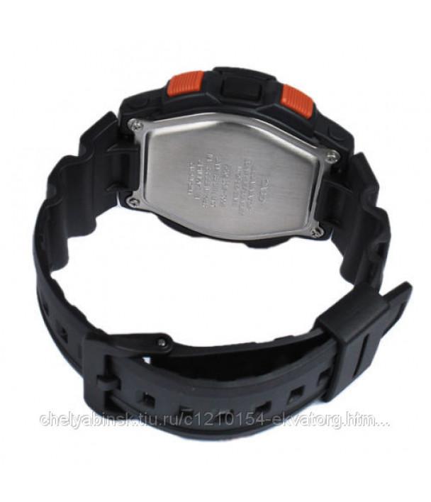 Casio SGW-500H-1B Часы с компасом, термометром