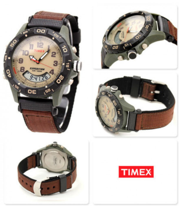 Timex Expedition T45181 Часы