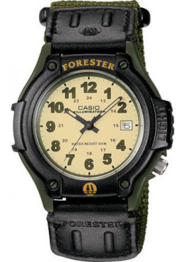 Casio Forester FT-500WC-3B Часы
