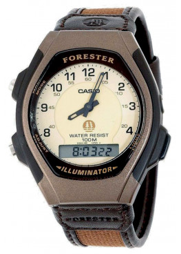 Casio Forester FT600WB-5B Часы